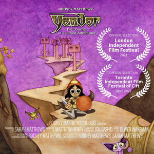 Yendor official selection at the Toronto Independent Film Festival of CIFT laurels
