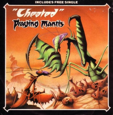 Praying Mantis Cheated | Rodney Matthews Studios