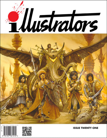 Illustrators Issue 21