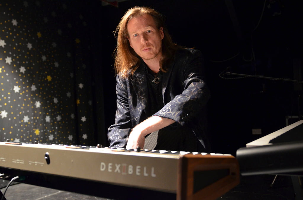 Oliver Wakeman at Bourton © Dave Price