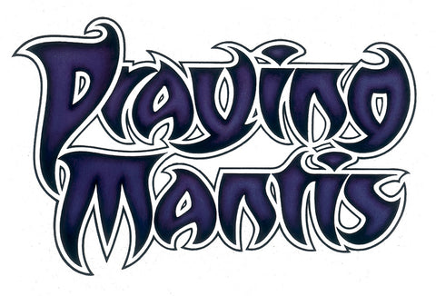 Praying Mantis Logo | Rodney Matthews Studios