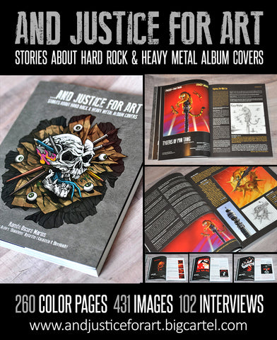 And Justice for Art book