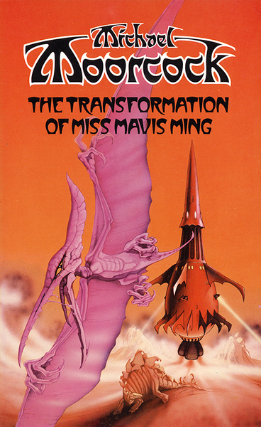 The Transformation of Mavis Ming | Rodney Matthews Studios