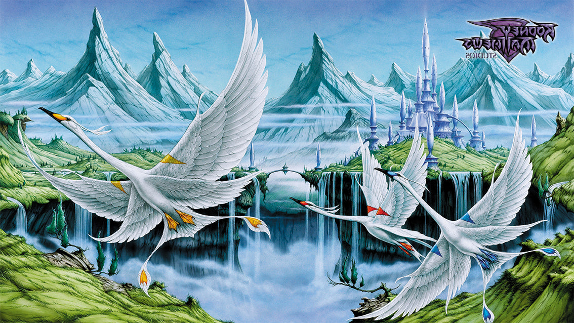 Free Trinity Video Call Background | Rodney Matthews Studios