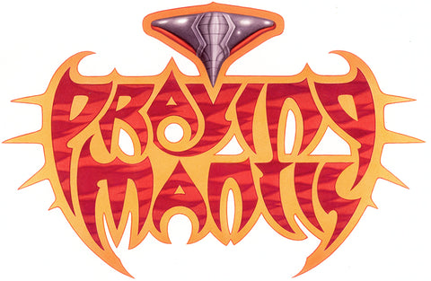 Praying Mantis New Logo | Rodney Matthews Studios