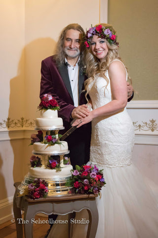 Mr and Mrs Matthews - Our Wedding Day