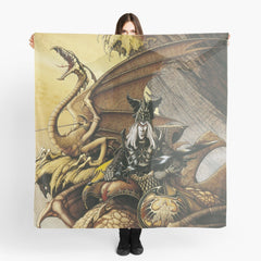The Dragon Lord scarf