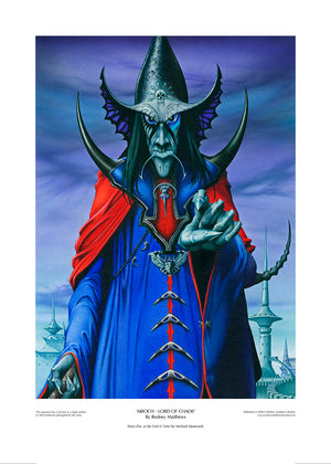 Arioch - Lord of Chaos (Elric at the End of Time)
