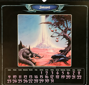 Month of January - Chase the Dragon
