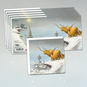 In the Bleak Midwinter Christmas Cards