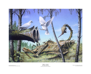Peace ... at Last (Magnum) by Rodney Matthews