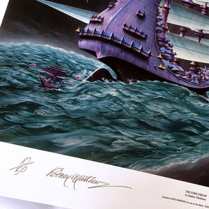 The Ether Stream hand-signed by Rodney Matthews