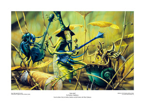 The Hop (Rodney Matthews and Jeff Scheetz with Oliver Wakeman)