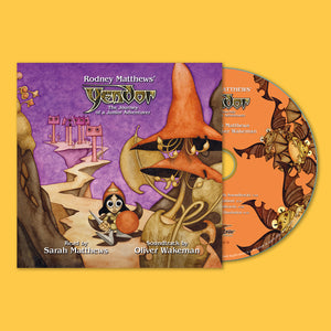 Yendor audiobook on CD