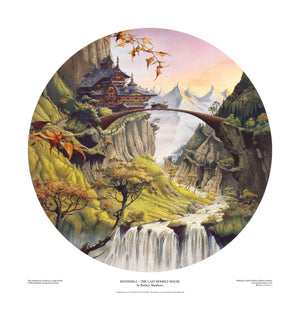 Rivendell ~ The Last Homely House (The Lord of the Rings/Steve Hackett)