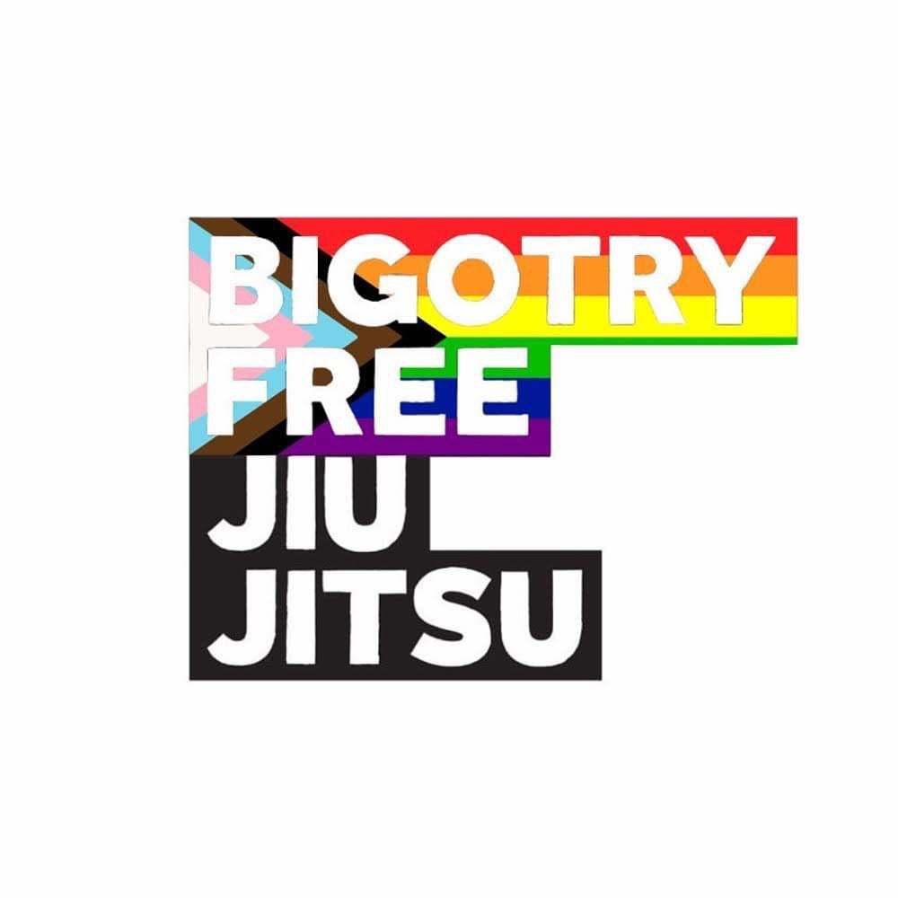 Bigotry Free Rash Guard