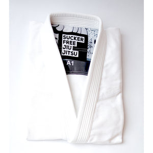 All White Gi