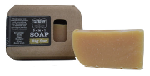 Big Sur Shaving & Bathing Soap