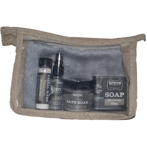 BALANCE travel set