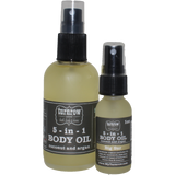Big Sur 5-in-1 Coconut & Argan Body Oil