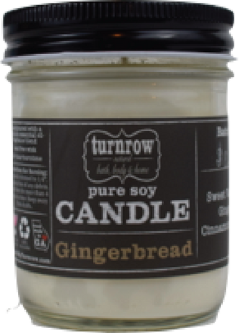Wholesale Gingerbread Candle