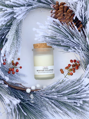 WINTER SOLSTICE soy candle