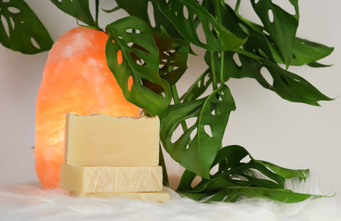 Sweet Orange Rosemary & Geranium- 5-in-1 Bar