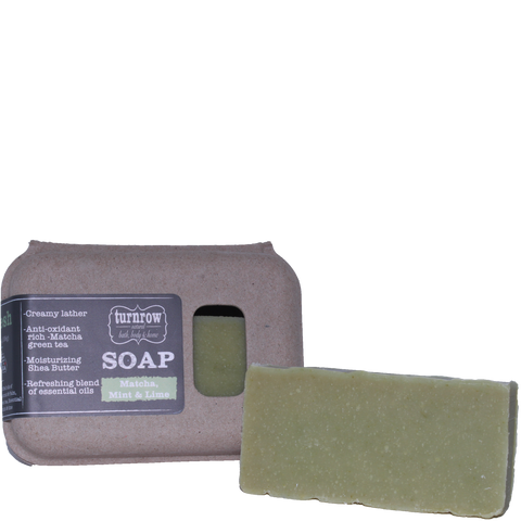 REFRESH - Matcha, Mint & Lime bar