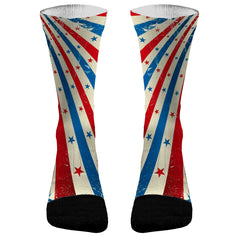 Born in the USA Custom Socks