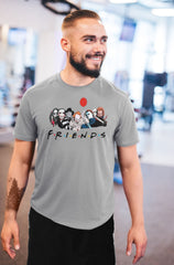 Funny Friends Halloween Shirt Halloween T-Shirt Friend Show Shirt Friends TV Show Shirt Halloween