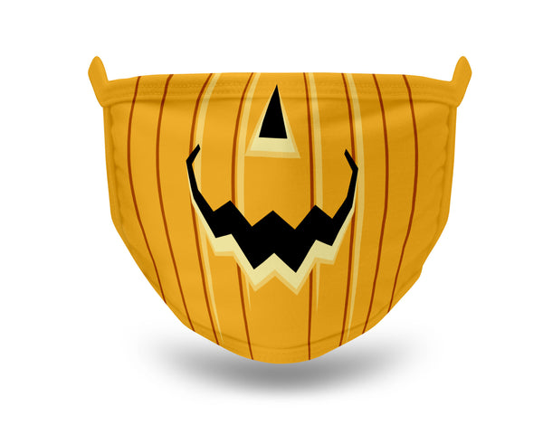 Halloween Face Mask Halloween Face Mask Pumpkin Halloween Face Mask Washable Mask Halloween Mask