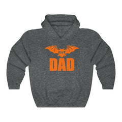 Halloween Sweatshirt For Dad Bat Dad Hoodie Halloween Hoodie Dad Sweatshirt