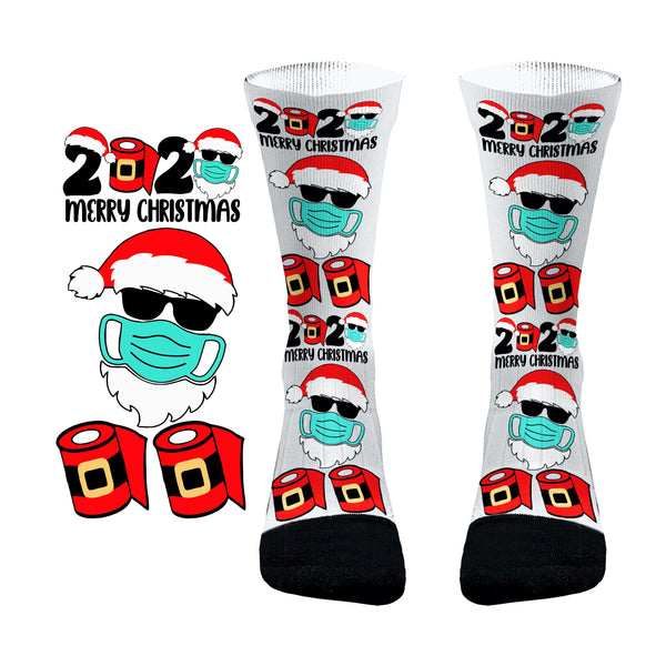 2020 Christmas Socks Funny Christmas Socks Custom Socks Christmas Gift Socks 2020 Socks