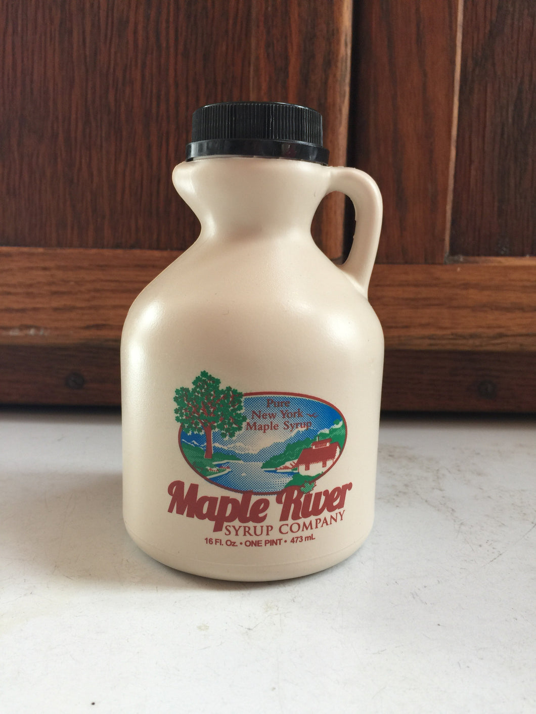 Pure Maple Syrup - 16 oz