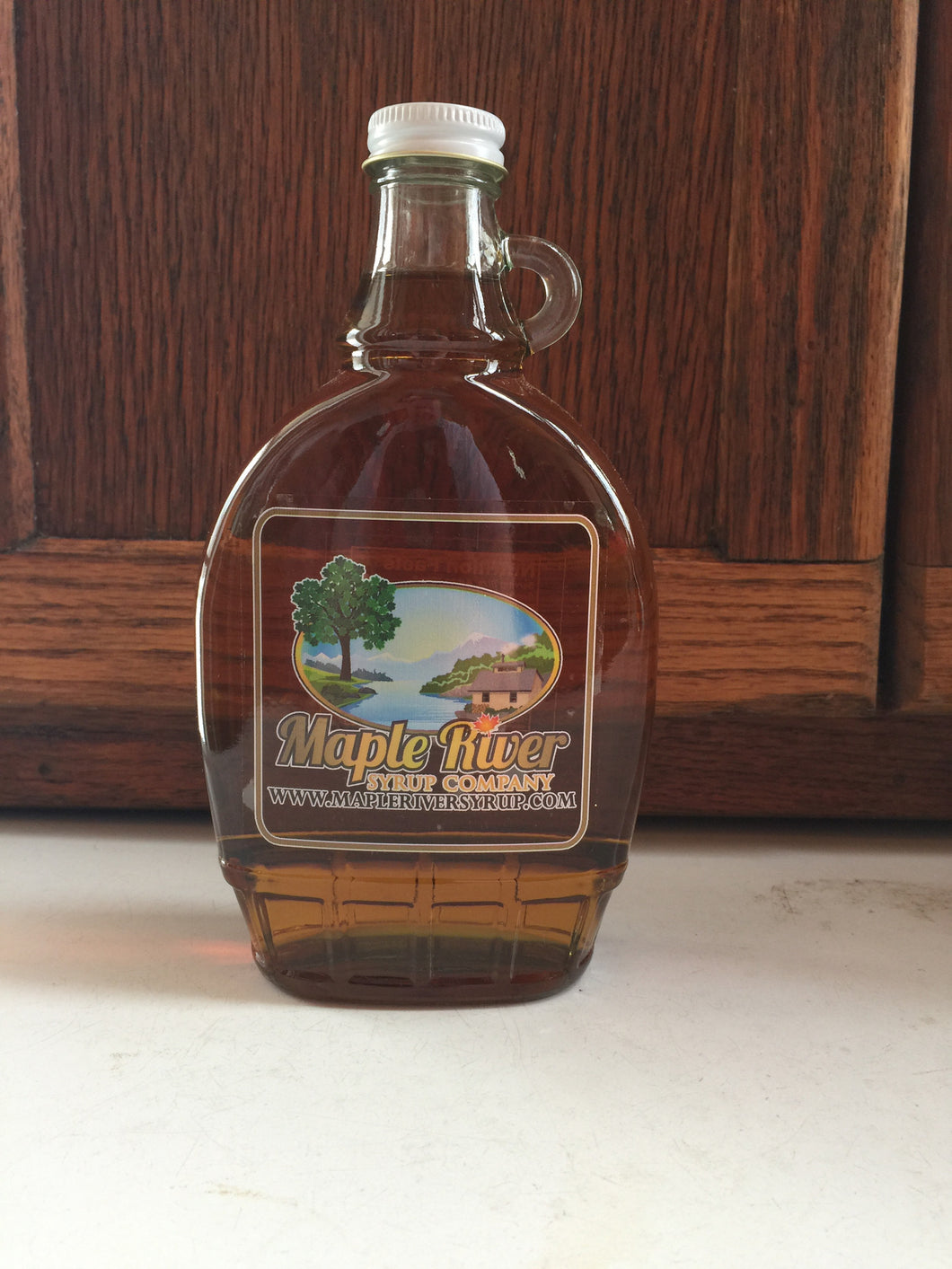Pure Maple Syrup - 12 oz