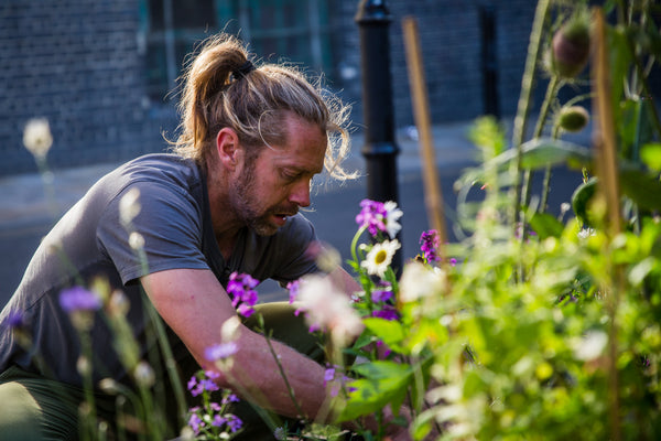 RHS award winner creates a Secret Swiss Garden in East London