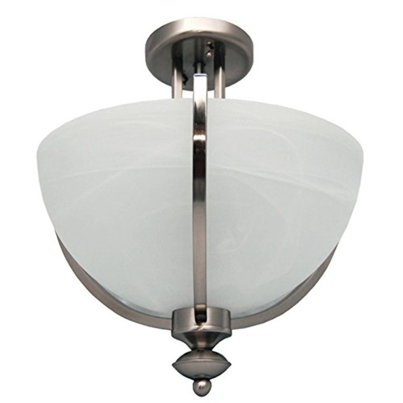 eTopLighting Valentina Collection Indoor Ceiling Light Modern Décor Dimmable Flush Mount Light Fixture
