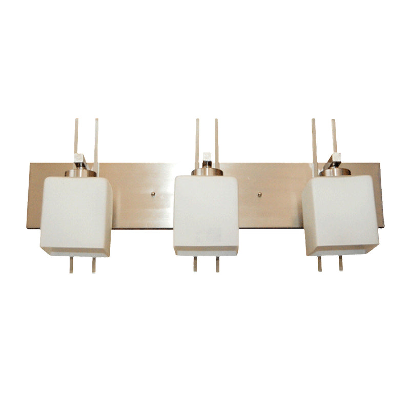 Le Baignoire Collection Vanity Chrome Strip Wall Light