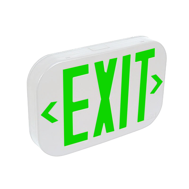 Green Letter SMD LED Exit Sign