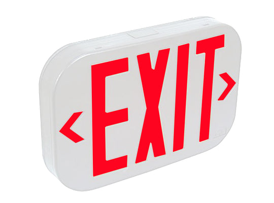 Red Letter SMD LED Exit Sign
