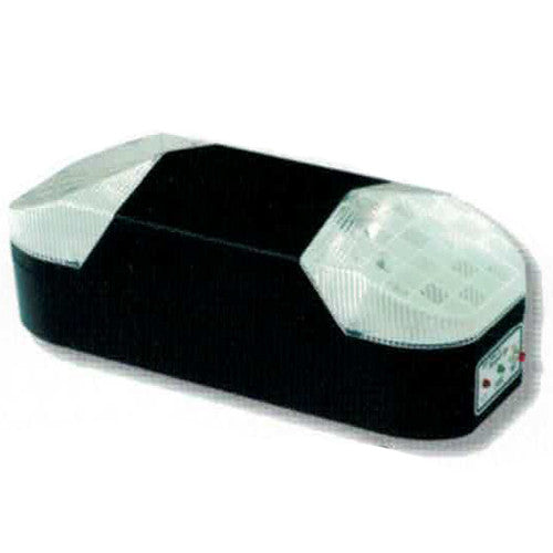 High Capacity Emergency Lighting, 35W Series, Black Finish