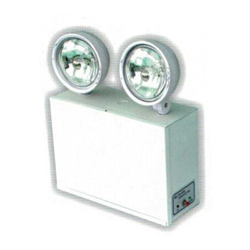 High Capacity Emergency Light, 100 Watt Series, 6 Volt