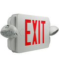LED Exit Emergency Combo - Red Letter
