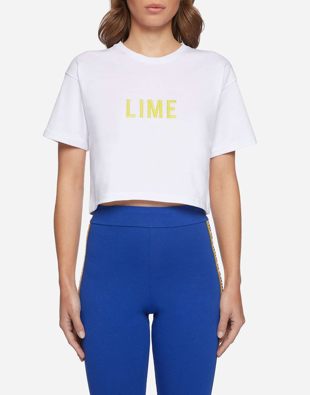 Crop Top Lime