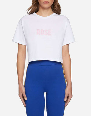 Crop Top Rose