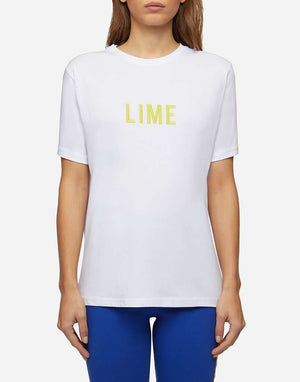 T-Shirt Colore Lime