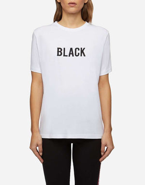 T-Shirt Colore Black