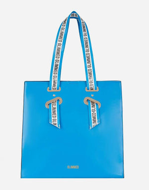 Jane Shopper Bag Blu