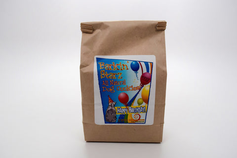 Birthday Edition- Barkin'Starz- 16 oz. Bag