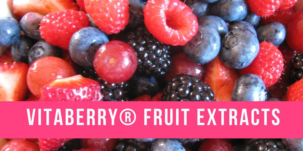vitaberry berry fruits extracts